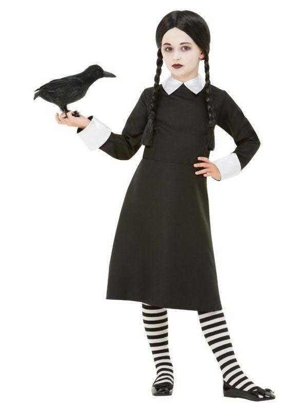 Costume da Mercoledì Addams