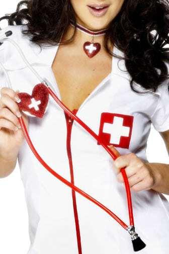 Stetoscopio da Infermiera a forma di cuore